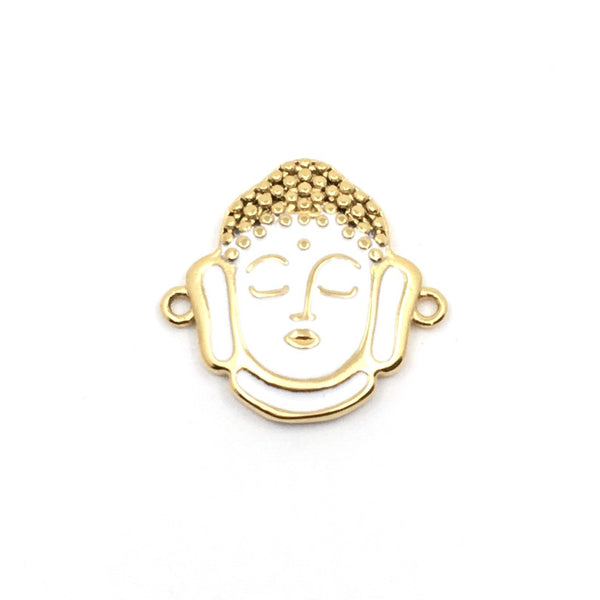 Buddha Stainless Steel Connector