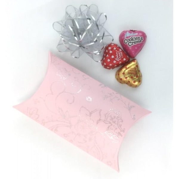 Pillow Candy Box, Pink | Fashion Jewellery Outlet