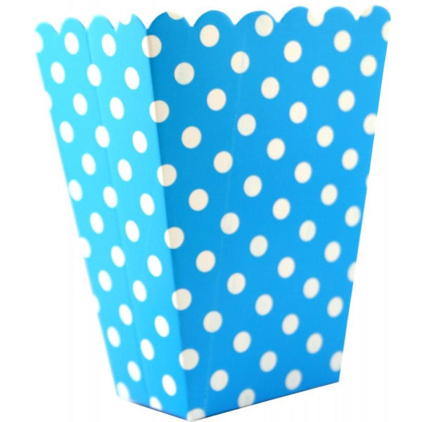 Popcorn Cups, Light Blue | Fashion Jewellery Outlet