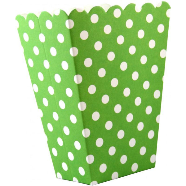 Pop Corn Cup, Green | Fashion Jewellery Outlet