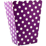 Popcorn Cups, Purple | Fashion Jewellery Outlet