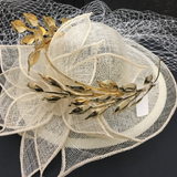 Hair Accessories, Gold Goddess Leaf Headband | Fashion Jewellery Outlet