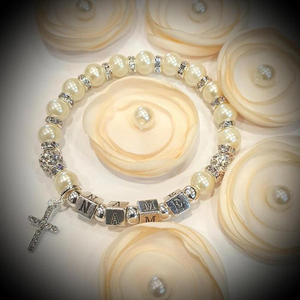 Swarovski Pearl Bracelet | Fashion Jewellery Outlet