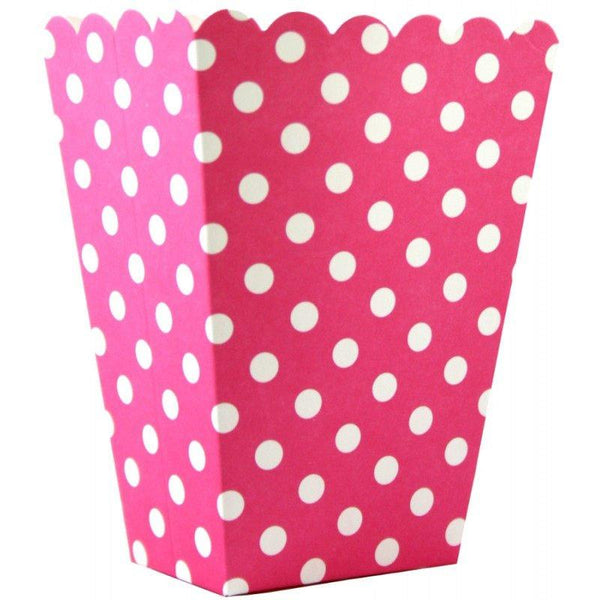 Popcorn Cups, Pink | Fashion Jewellery Outlet