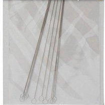 Needles, Twisted Beading Needle 0.23mm | Fashion Jewellery Outlet