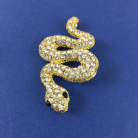Alloy Connector, Gold Snake Connector | Fashion Jewellery Outlet