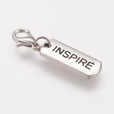 Inspire Charm with Lock | Fashion Jewellery Outlet