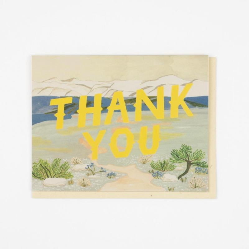 Thank You Cards by Small Adventure