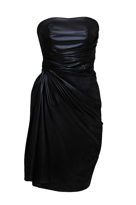 Pleat Xtreme Dress