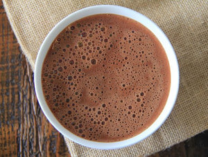 Smooth Aztec hot chocolate