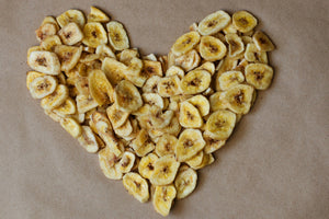 Dried bananas, the perfect ally for athletes!