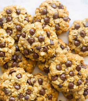 Breakfast cookies in 4 ingredients!