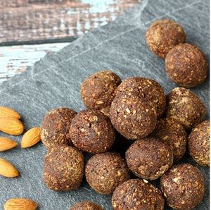 Energy balls in 5 minutes and 3 ingredients