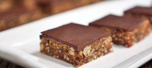 Protein chocolate squares
