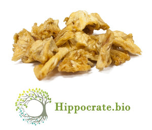 Organic dried pineapples