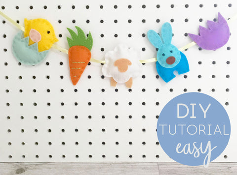 Make your own Easter decor