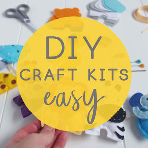 DIY Felt Craft Kits