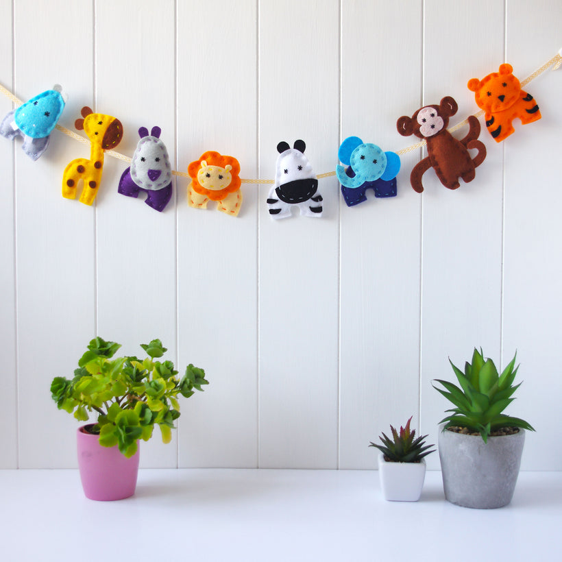 Baby Nursery Garlands