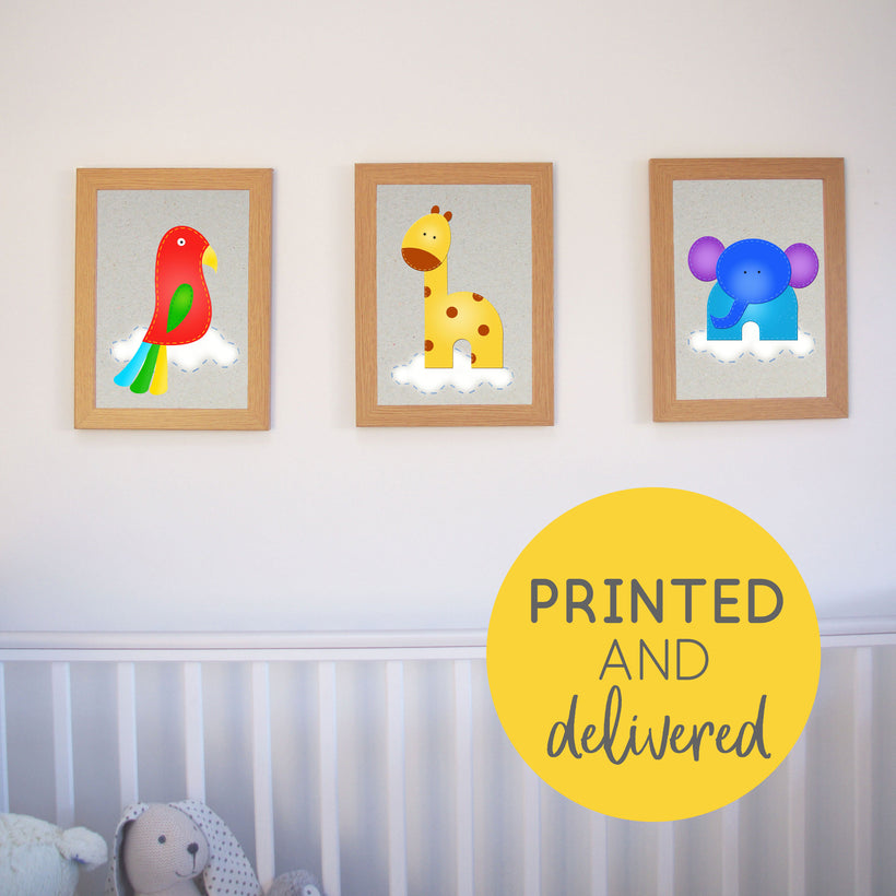 Nursery Art Prints
