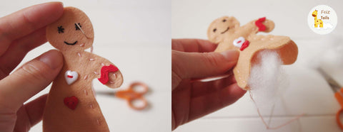 How to make your own gingerbread man