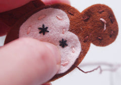 Learn how to sew your own monkey garland