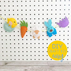 Easter Garland Sewing Kit