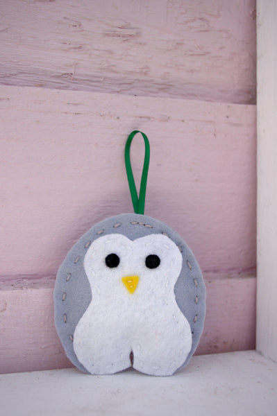 DIY penguin craft kit