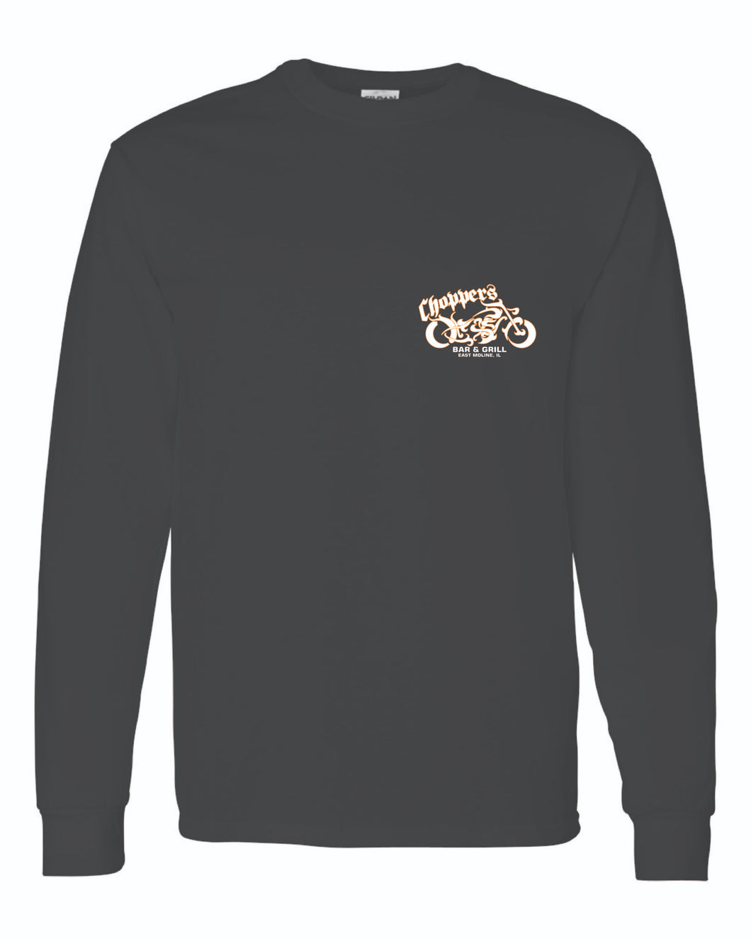 Chopper's - Long Sleeve T-shirt