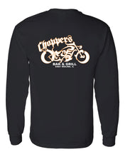 Load image into Gallery viewer, Chopper's - I survived Coronavirus 2020 Long Sleeve Tee