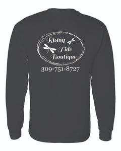 Rising Tide Boutique's - I survived Coronavirus 2020 Long Sleeve Tee