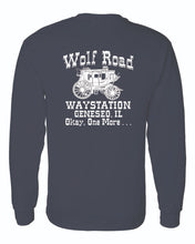 Load image into Gallery viewer, Waystation - I survived Coronavirus 2020 Long Sleeve Tee
