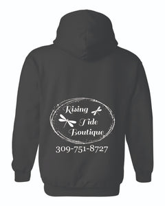 Rising Tide Boutique's - I survived Coronavirus 2020 Hoodie Sweatshirt