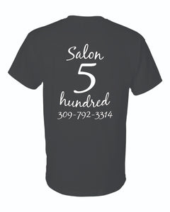 Salon 5 Hundred's - Short Sleeve T-shirt