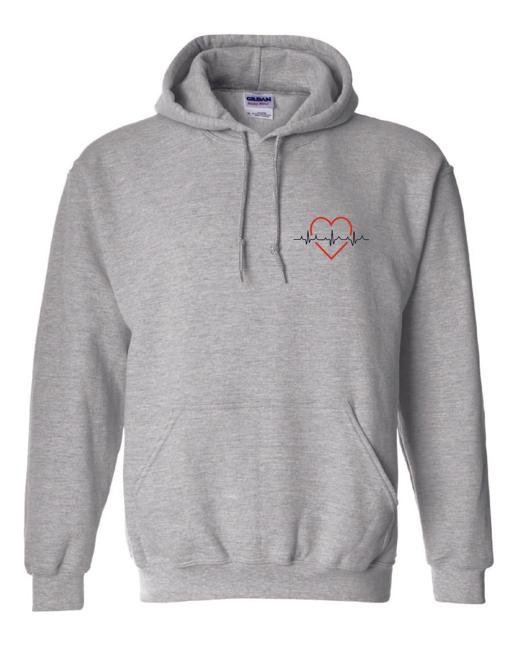 Our Hearts Beat For KP - Pullover Hoodie