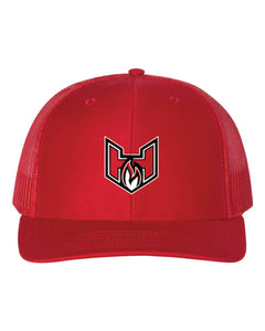 Quad City Heat - Baseball Hat