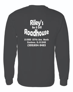 Riley's Roadhouse's - Long Sleeve T-shirt