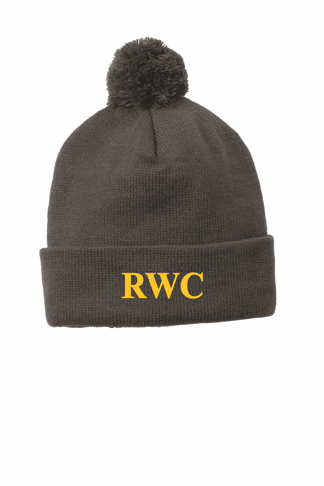 Riverdale Wrestling Club Stocking Hat Charcoal