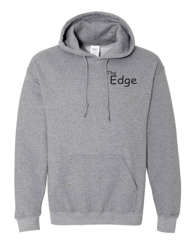 The  Edge - Adult Hoodie Grey