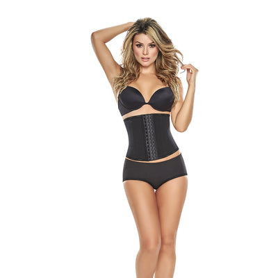 1061 Fat Burning Hourglass Workout Waist Training Cincher