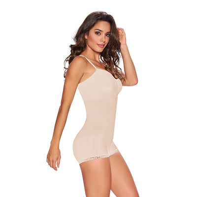 1282 Invisible Complete Bodysuit Shaper