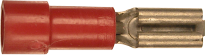 Quick Slide Connectors - Vinyl Insulated - Red - 22-18 Gauge