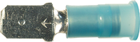 Quick Slide Connectors - Nylon Insulated - Blue - 16-14 Gauge