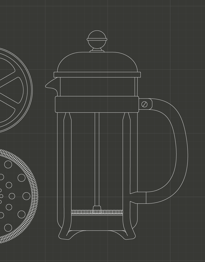 Desktop Blog Module 1: How To Brew: French Press