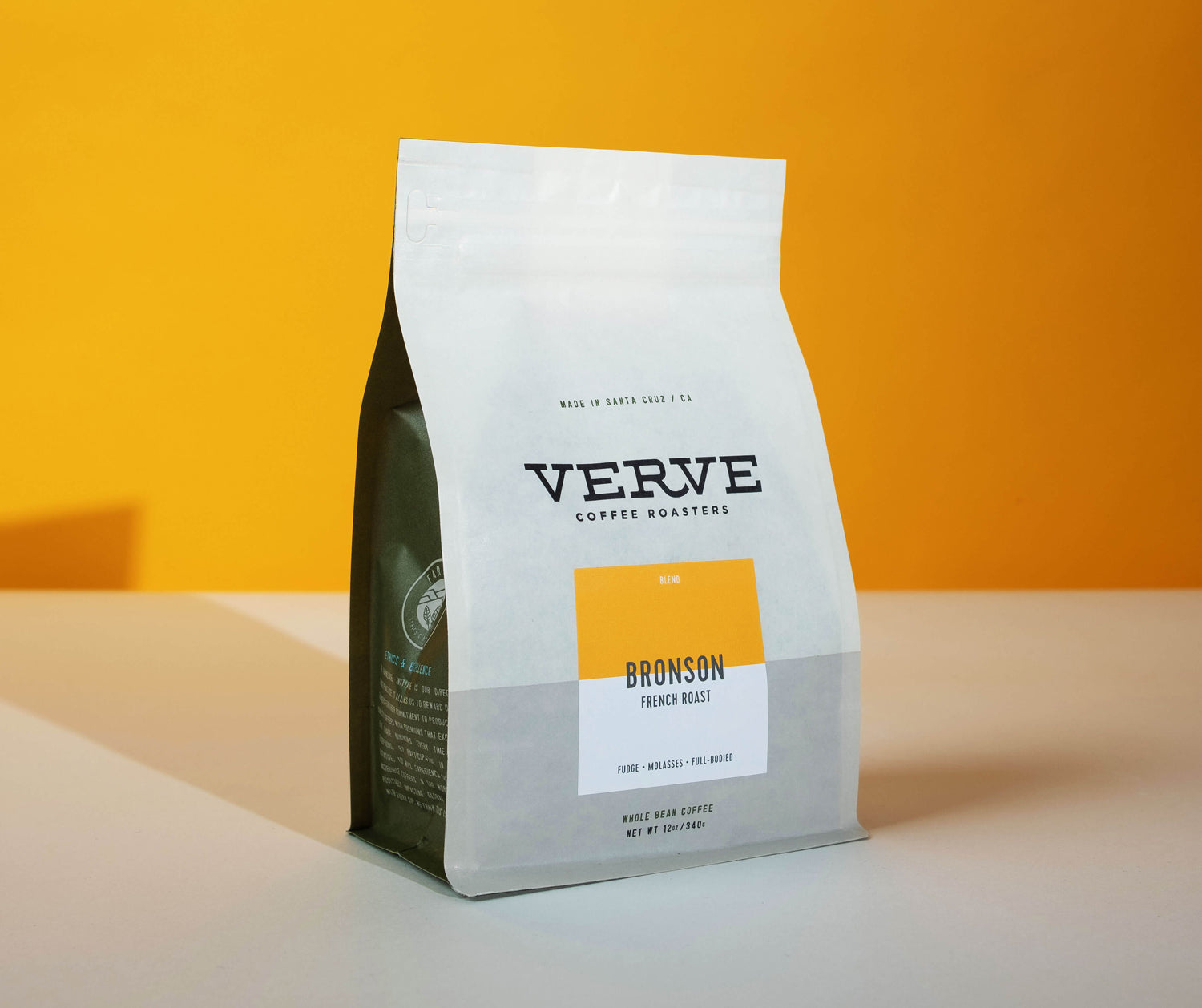 Verve Coffee Roasters Bronson French Roast Blend