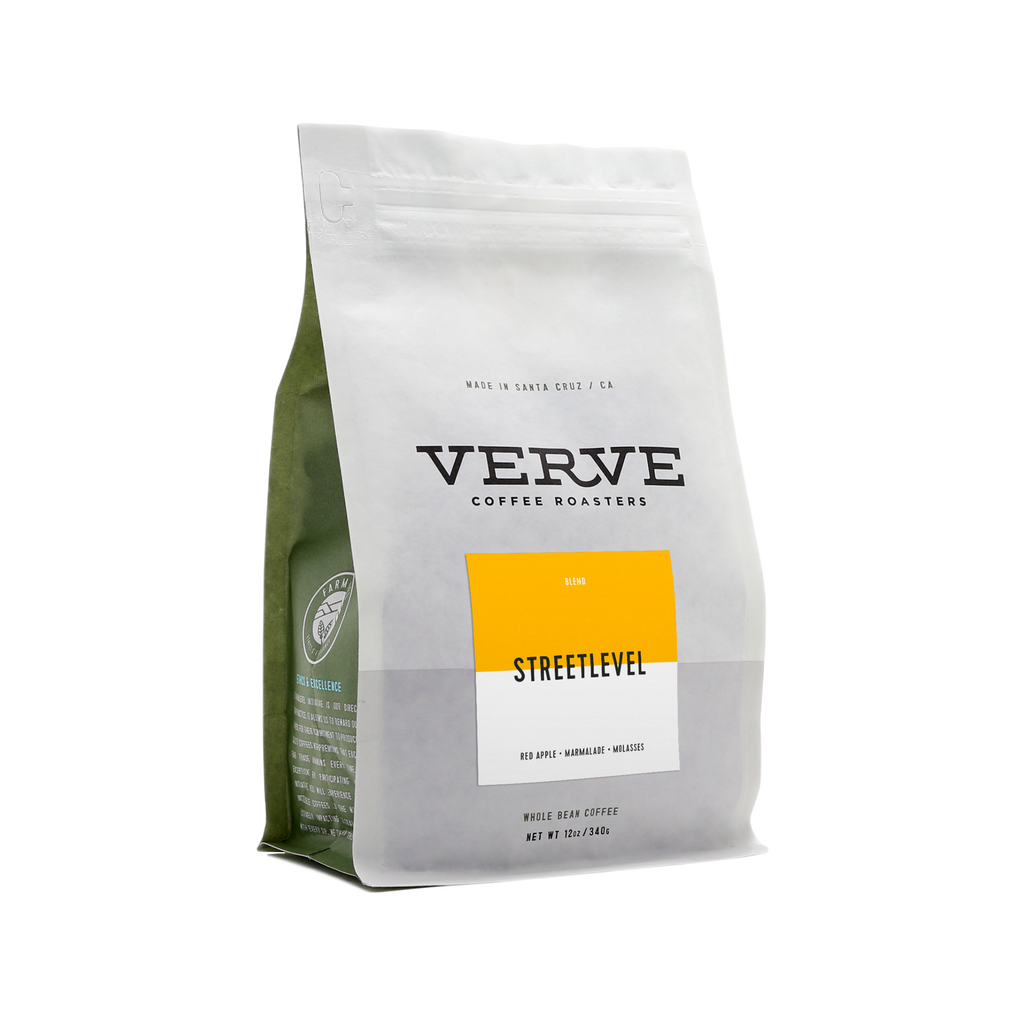 Blend coffees from Verve Coffee Roasters