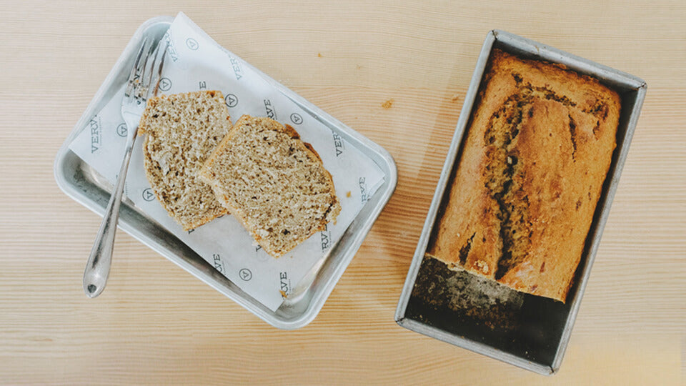Coffee Banana Bread Recipe
