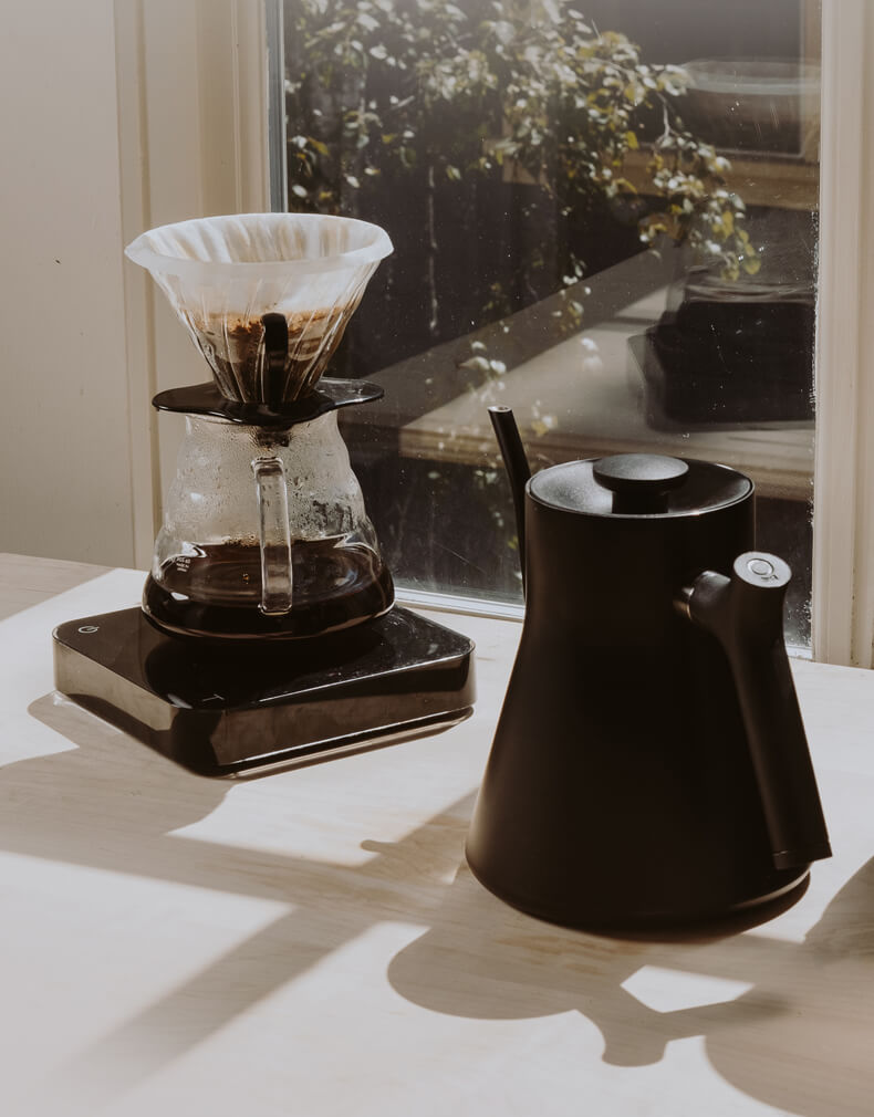 Homepage Blog Module 3: How To Brew At Home: Hario V60