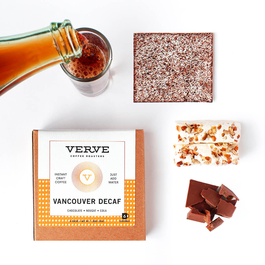 VANCOUVER DECAF INSTANT CRAFT COFFEE
