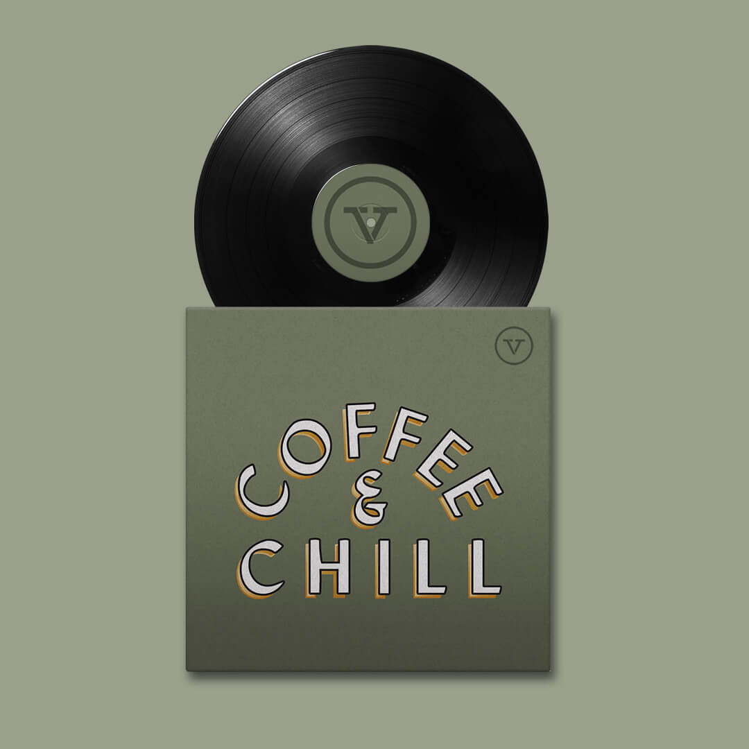 Coffee & Chill Spotify Playlist