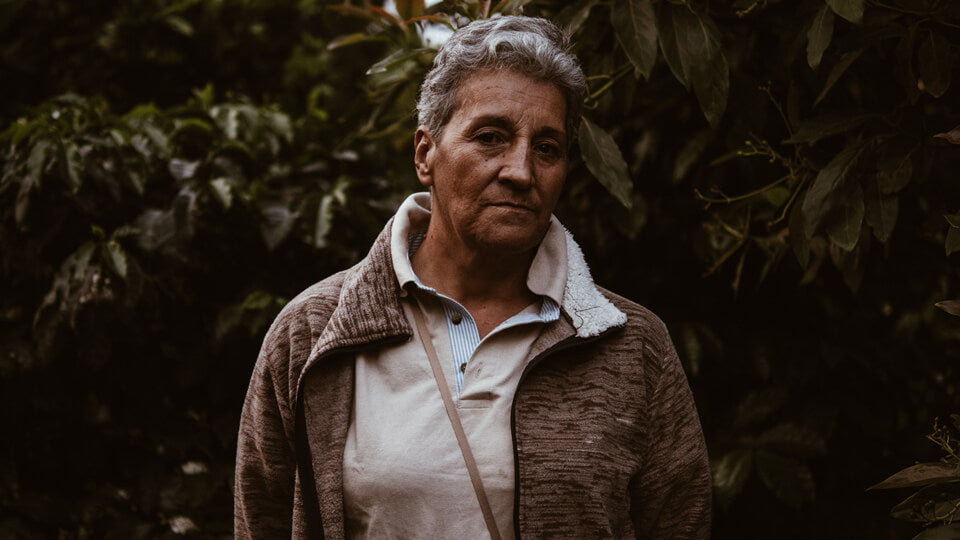 An interview with coffee farmer Amparo Maya Guerrero.